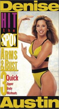 denise-austin-hit-spot-arms-bust-vhs-cover-art